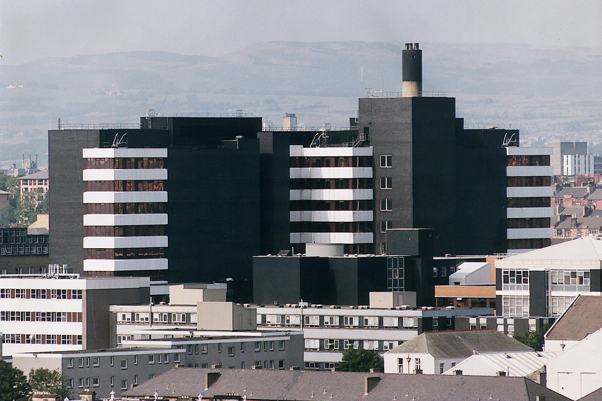 Photo of Yorkhill Hospital building