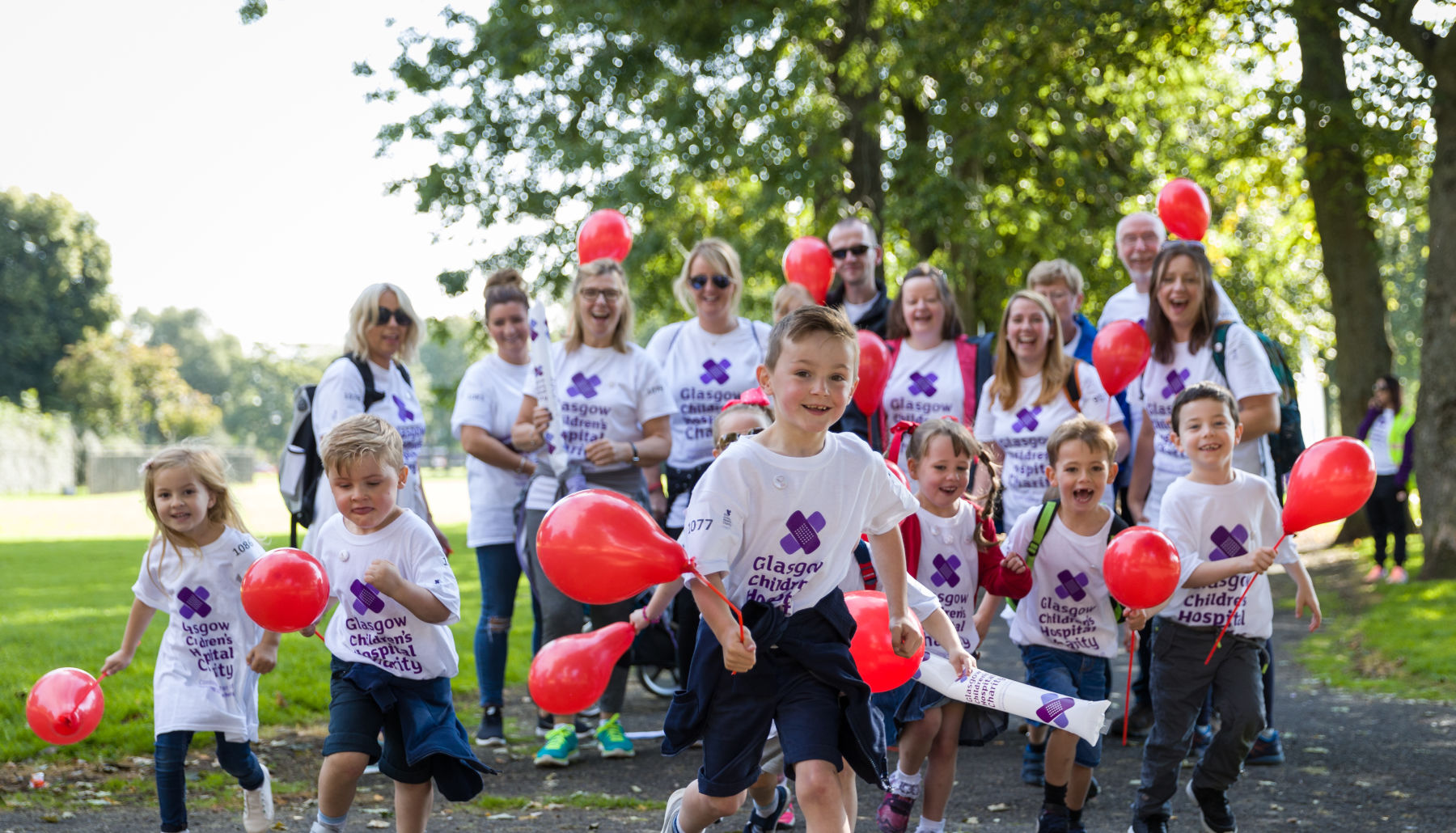 Walk 2017 - Team Scarlett