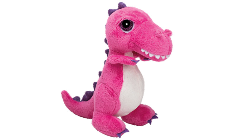 Dino T-Rex Small Pink