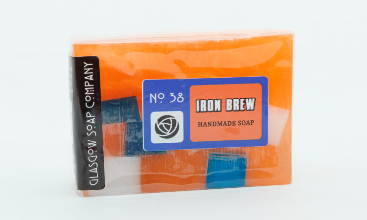 'Iron Brew' Soap