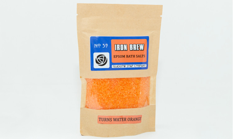 Iron Brew Epsom Salts