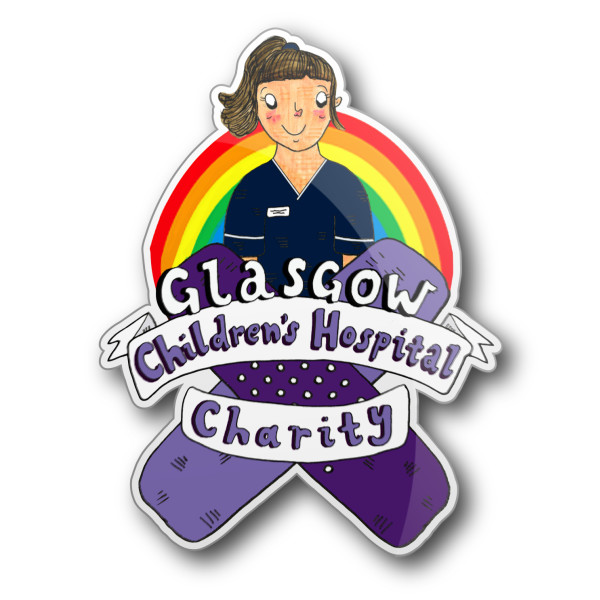 pin badge claire b
